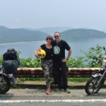 Motorbike with english guide