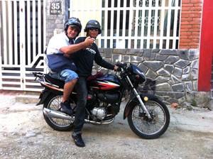 Phong Nha to Hue by motorbike tours