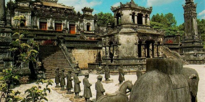 Hue Royal tombs discovery