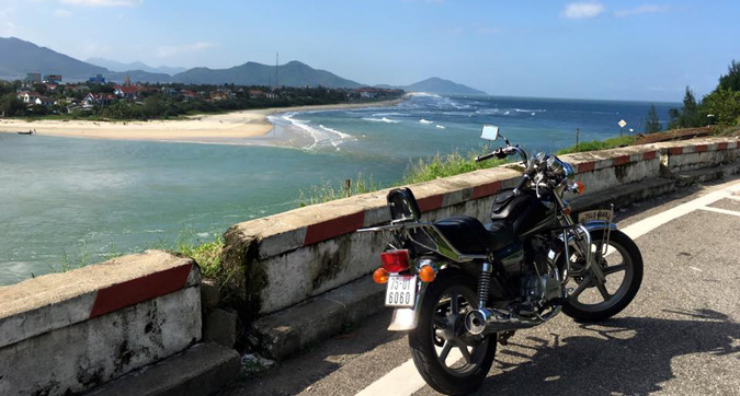 Hoi An to Hue by motorbike