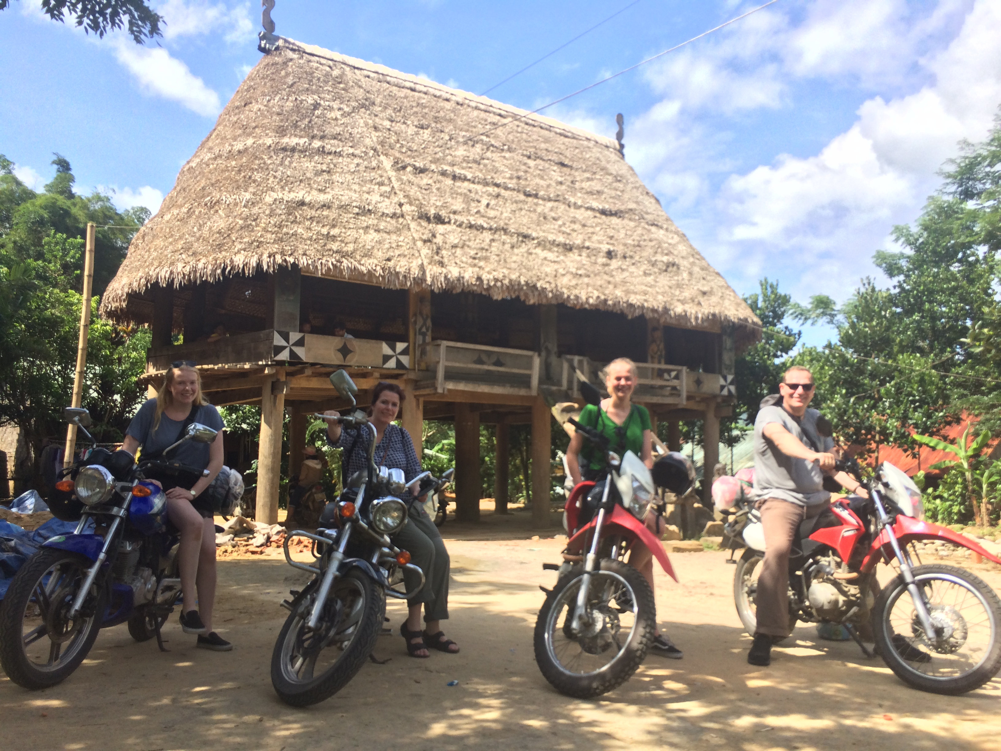 Phong Nha to Hoi An by motorbike tour