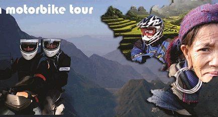Vietnam motorbike tour