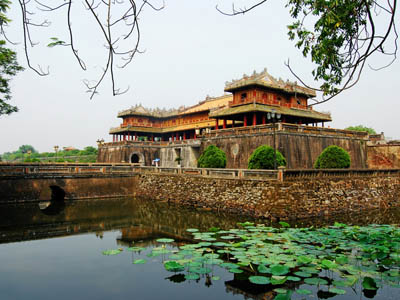 Hue sightseeing tours